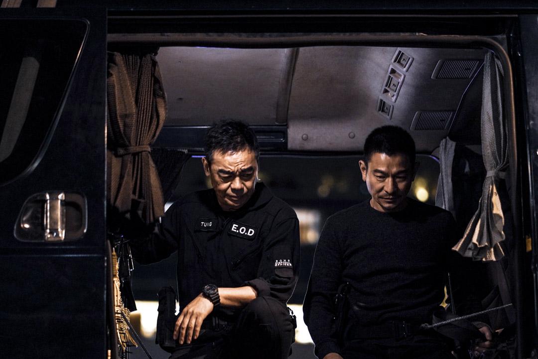 《拆彈專家2》電影劇照。 網上圖片