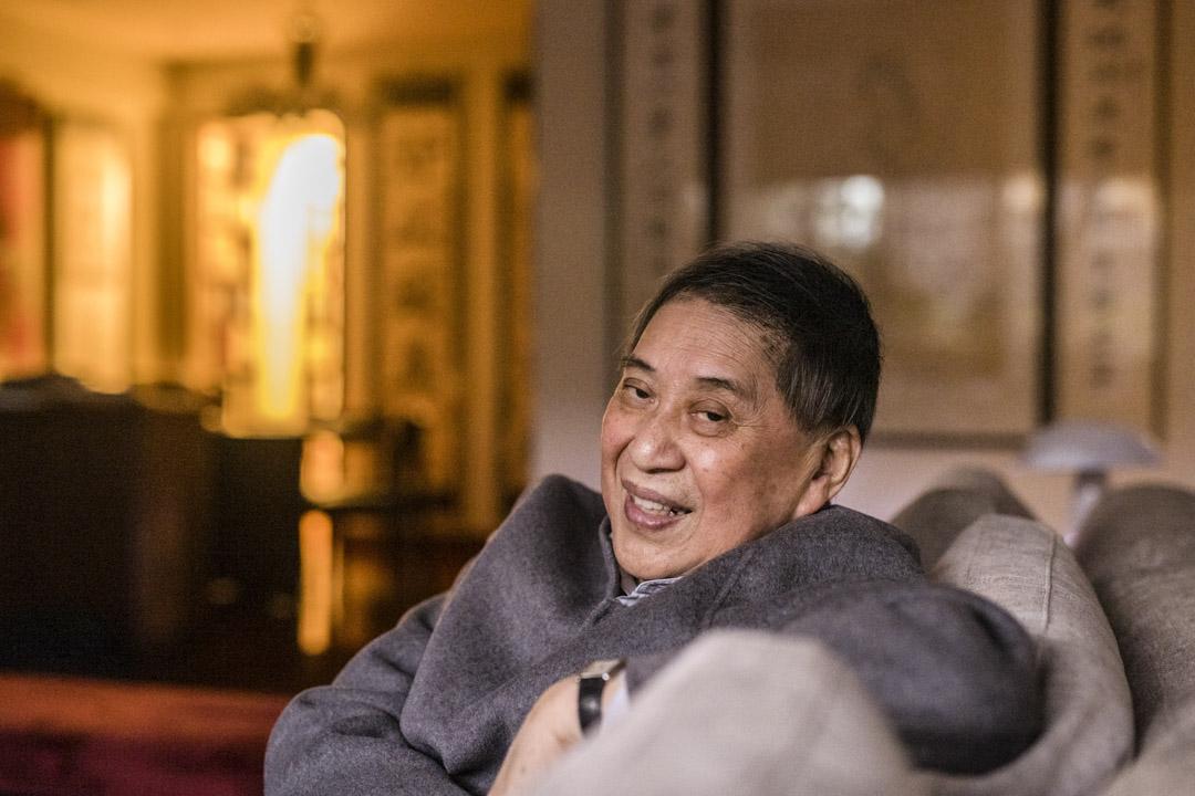 白先勇早已是華人世界殿堂級小說家,卻笑言自己像「戲班主」一般,替演出打理大小事、四處奔走尋求資金,並不斷地前進校園巡迴、接受各式媒體採訪。