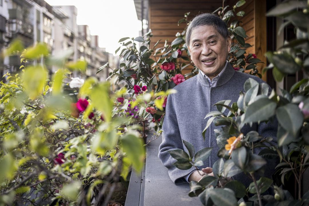 白先勇笑稱,自己年輕的時候,總是寫些像《台北人》那樣的老人故事;現在年紀大了,反而熱愛青春。
