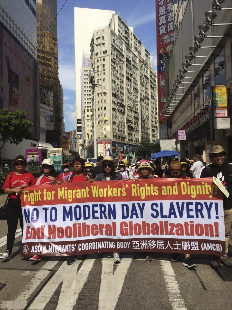 《直至勝利》Until We Win,本地人和外勞在不同時期為自己的權利而戰,向同一政府表示抗議。