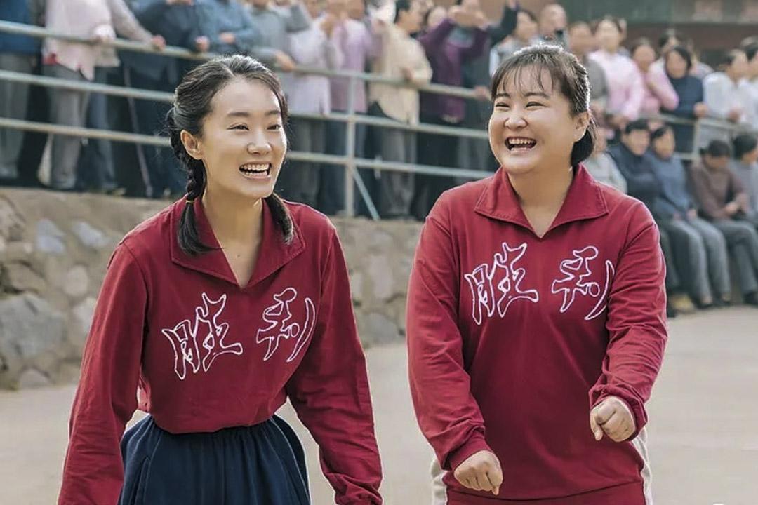 《你好,李煥英》電影劇照。