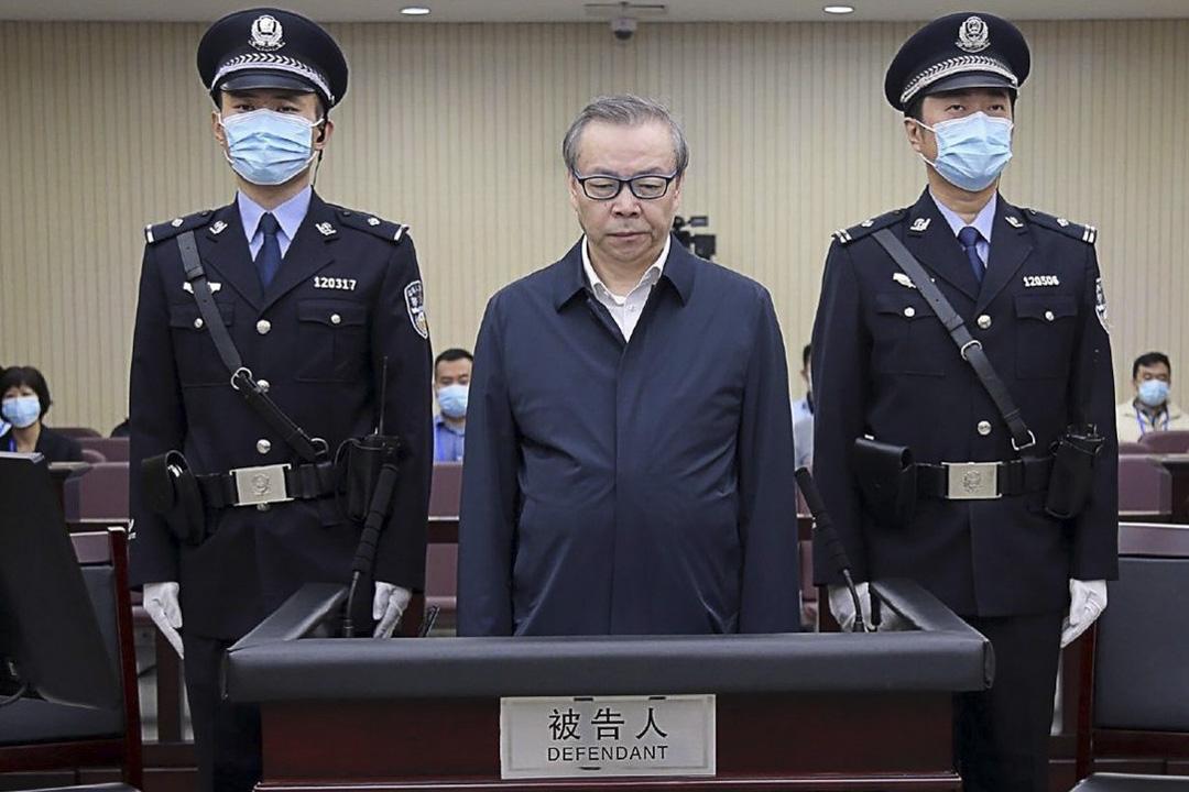 2021年1月29日,中國華融前董事長賴小民於中國最高人民法院核准下被執行死刑。