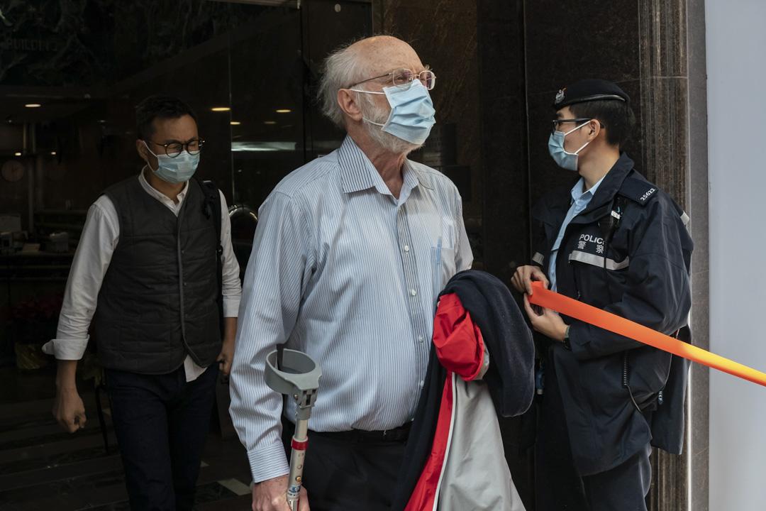 2021年1月6日,關尚義因為組織和參與民主派初選而被香港警察以「顛覆國家政權罪」拘捕。
