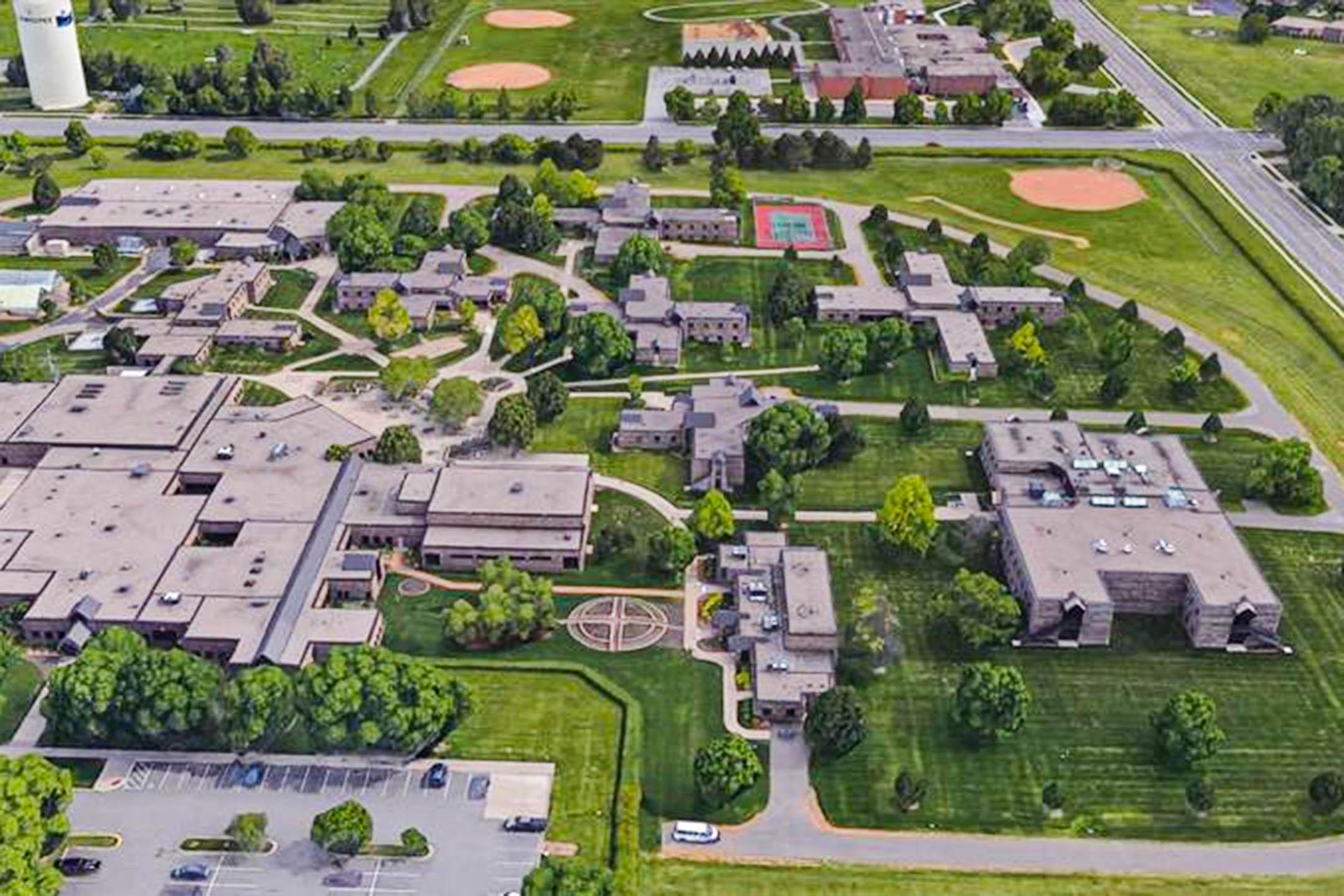 王婕任教的監獄Minnesota Correctional Facility-Shakopee。