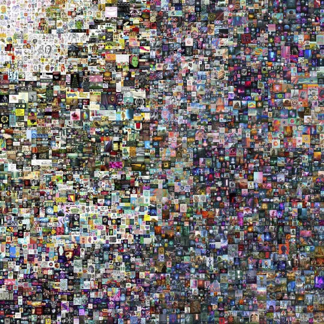 佳士得在3月11日剛剛結束了首次NFT藝術拍賣,Beeple的JPG作品《EVERYDAYS: THE FIRST 5000 DAYS》,以6,935萬美元天價成交。