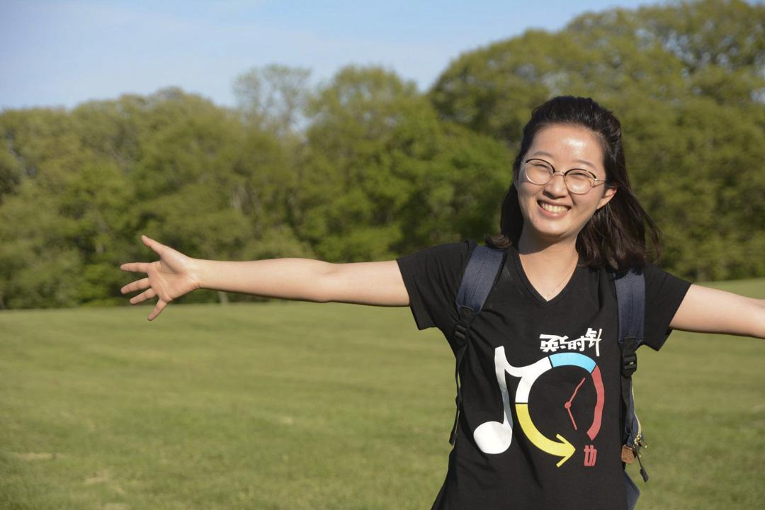 2017年夏天,章瑩穎到美國伊利諾伊大学香檳分校做訪問學者還不滿兩個月時失蹤了。
