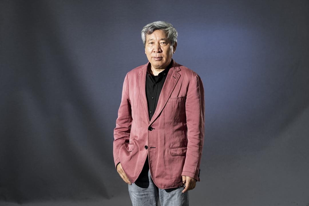中國作家閻連科獲得2021年紐曼華語文學獎。 攝:Roberto Ricciuti/Getty Images