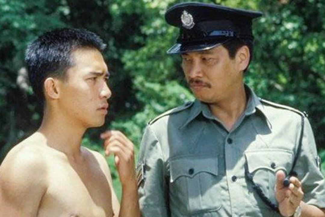 《新紮師兄》吳孟達的演出。