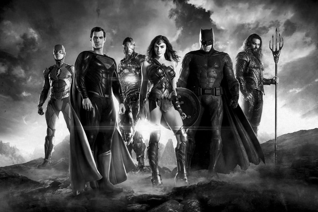 《薩克薛達之正義聯盟》(Zack Snyder's Justice League)劇照。 網上圖片