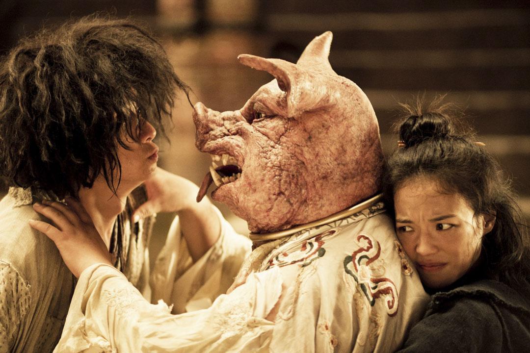 《西遊降魔篇》劇照。