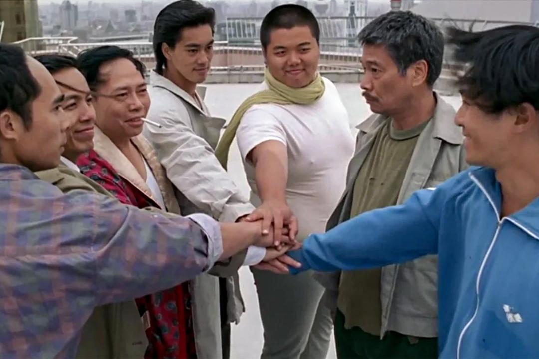 《少林足球》吳孟達的演出。