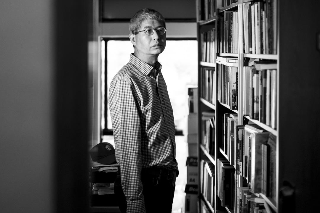 香港中文大學政治與行政學系副教授馬嶽。