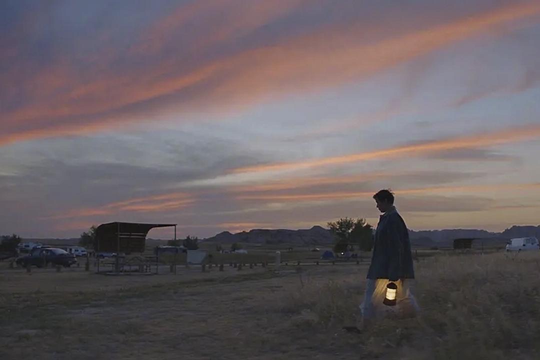 《無依之地》(Nomadland)劇照。