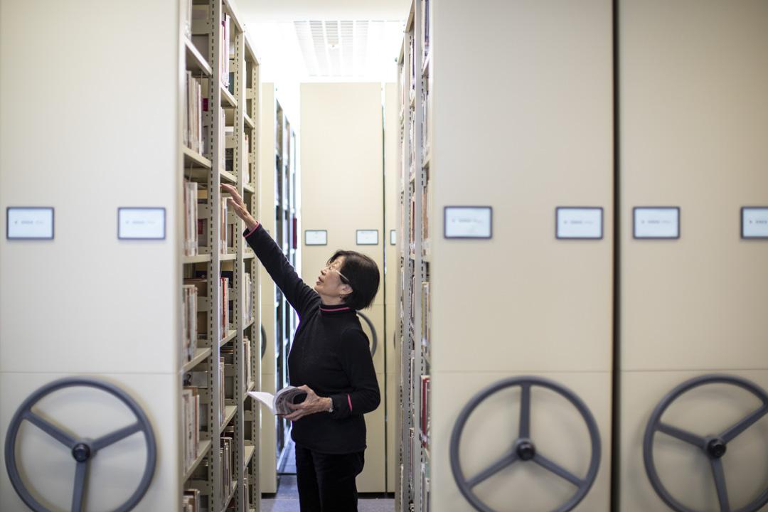 中國研究服務中心前助理主任熊景明。