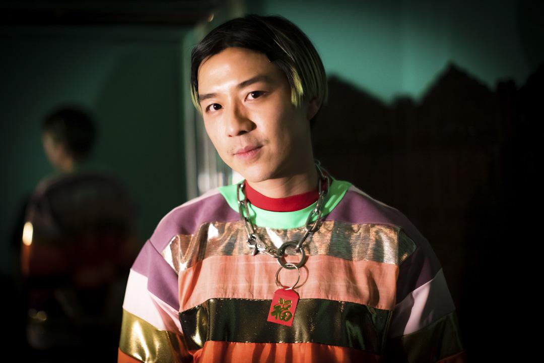 Bubble_T主創者,常駐DJ Stevie Huynh。
