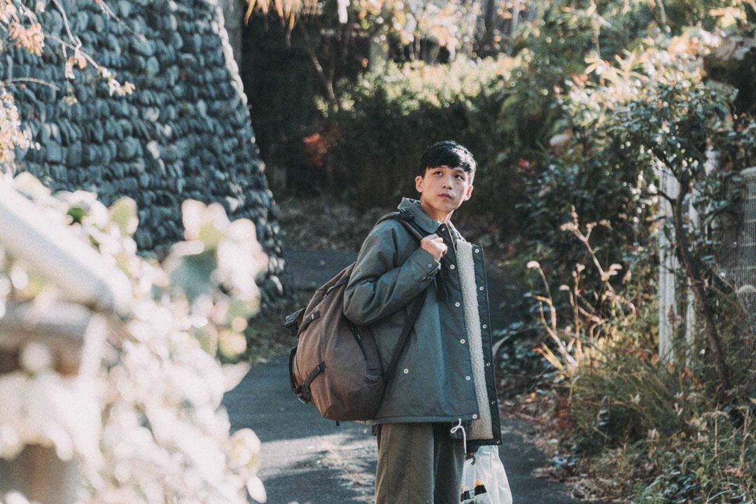 《落葉殺人事件》電影劇照。