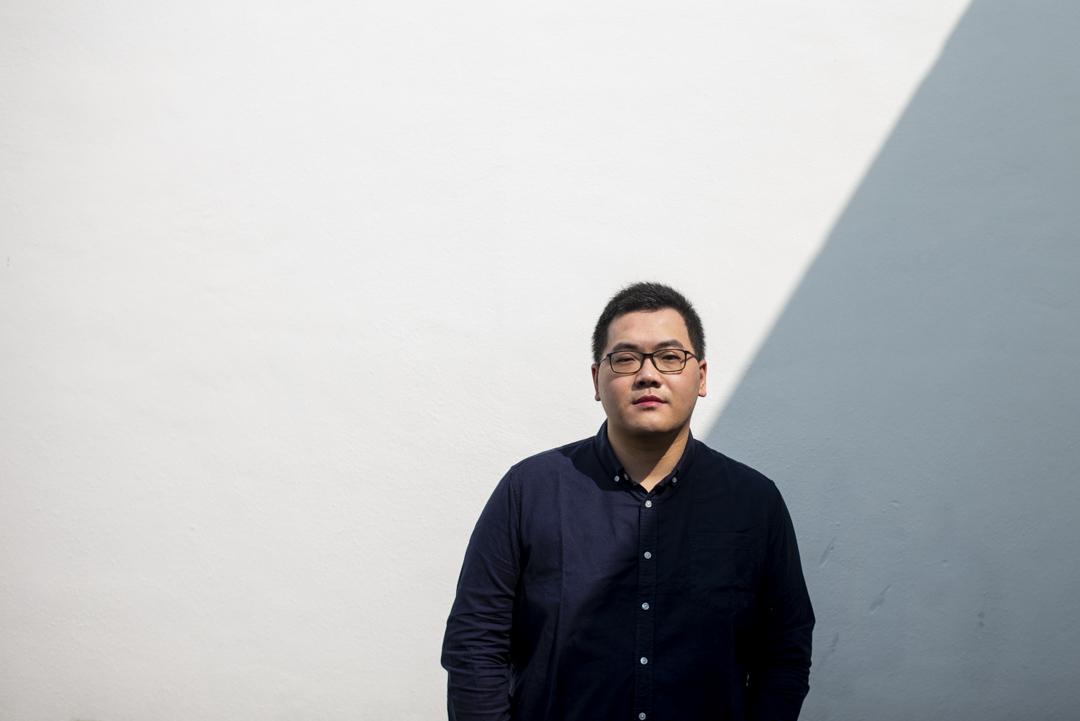 香港中文大學政治與行政學系博士候選人溫健民。