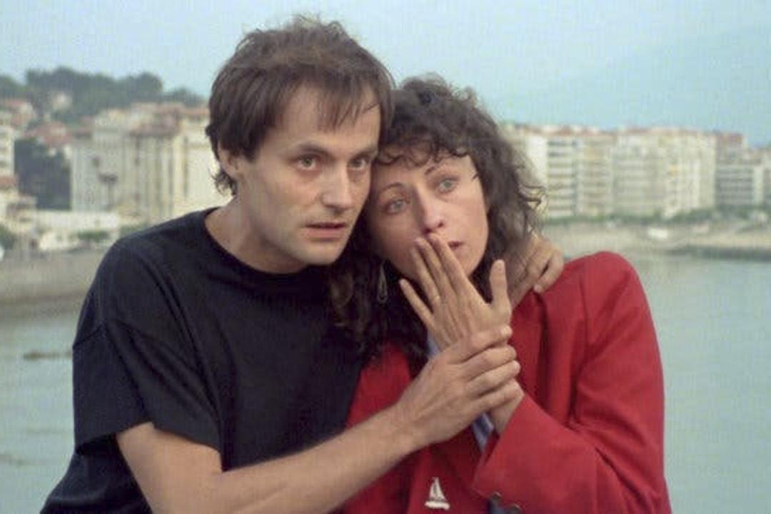 伊力盧馬的《難得有情郎》(La rayon vert)劇照。