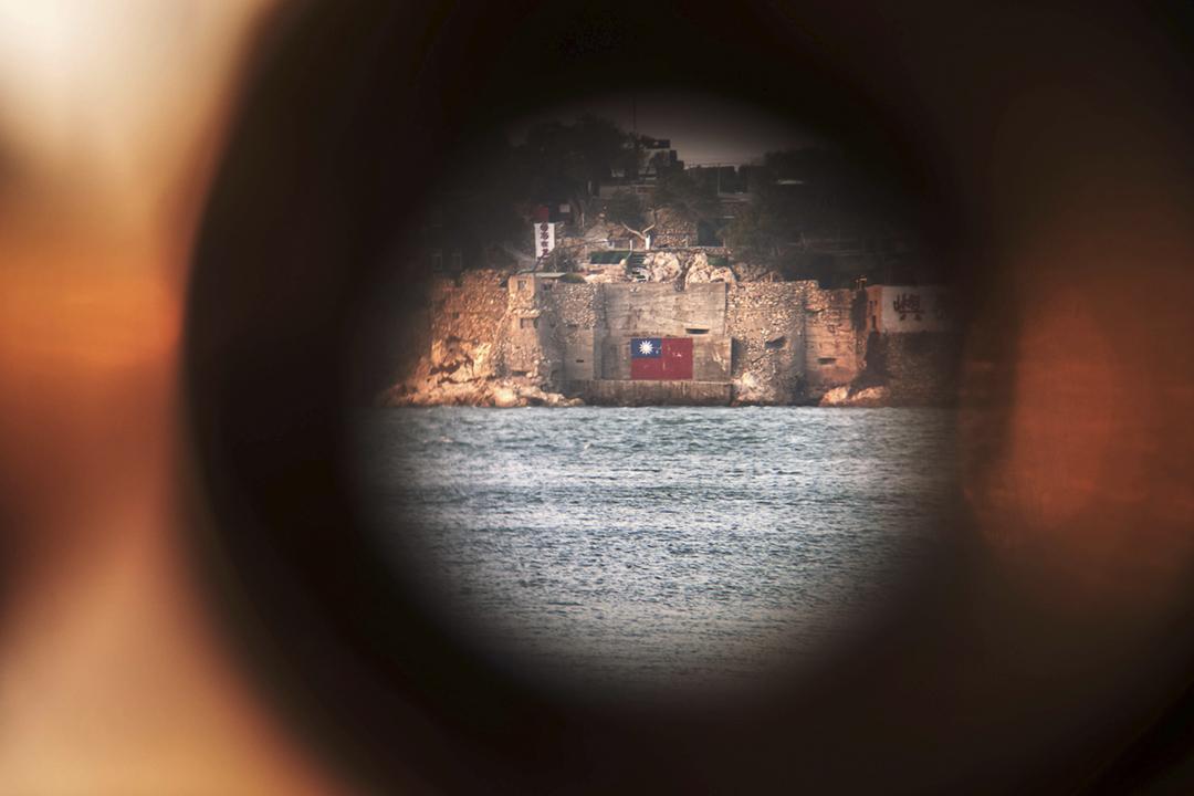 2021年4月29日,美國國家情報總監海恩斯(Avril Haines)指出若美國在介入台海衝突方面摒棄戰略模糊政策、而改為對台作出明確承諾,可能會招惹中方加強損害美國在全球的利益。 攝:An Rong Xu / Getty Images