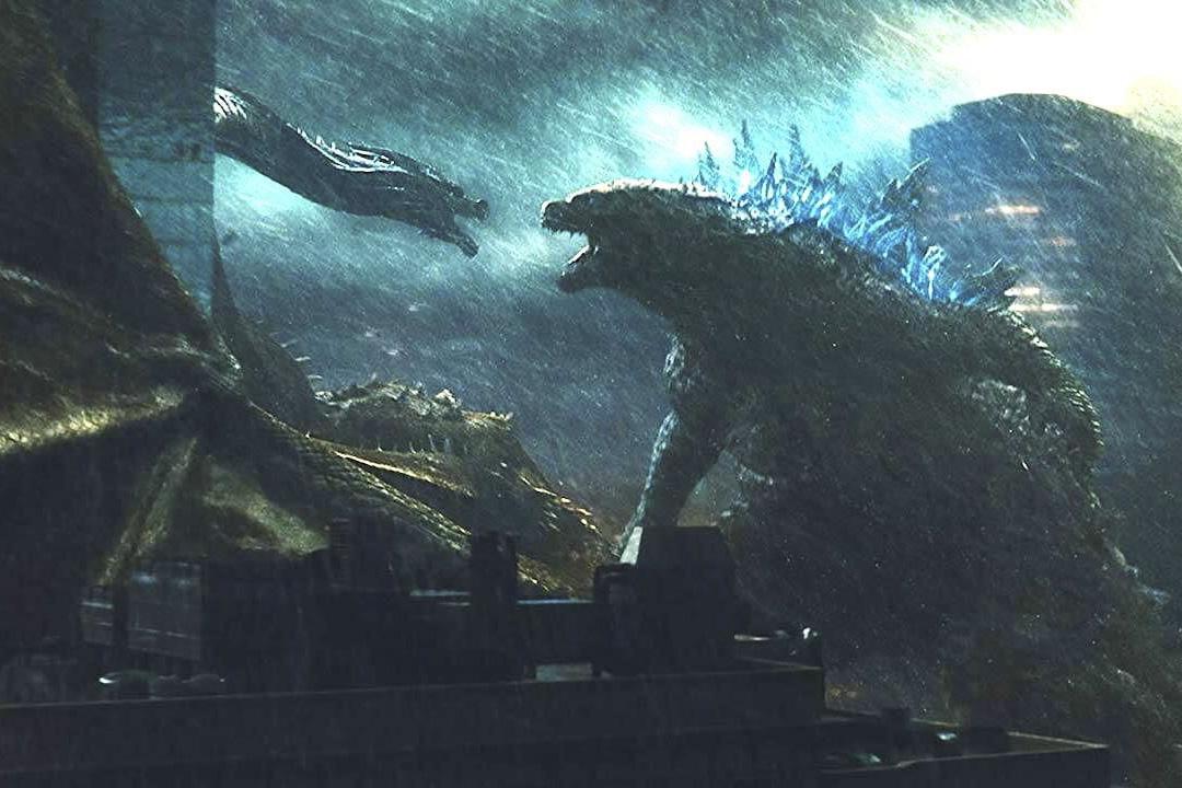《哥吉拉:王者巨獸》( (Godzilla: King of the Monsters) 劇照。