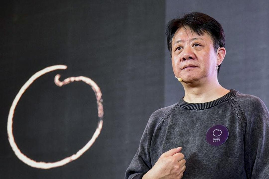 知识份子、政治学教授刘擎。