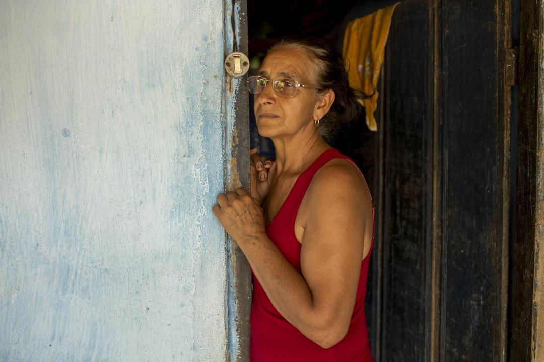 格雷澤羅人Eliete對未來深表擔憂,不知道來自陌生國家的礦業公司,能否與當地人共存,也不知道他們會帶來怎樣的傷害。