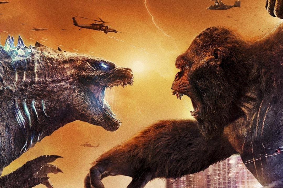 《哥吉拉大戰金剛》(Godzilla vs. Kong)劇照。 網上圖片