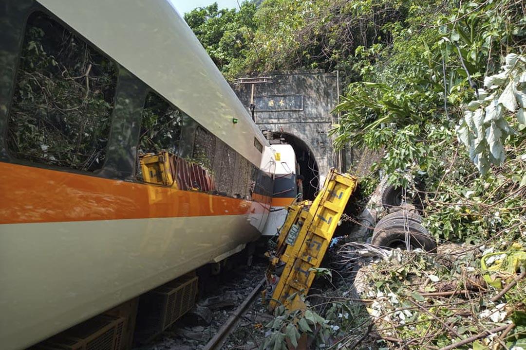 2021年4月2日,台灣台鐵太魯閣號408車次(由樹林開往台東)於花蓮縣清水隧道(位於秀林鄉)出軌,造成車輛擦撞隧道壁、4至5節車廂變形。
