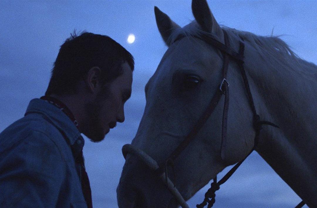 《騎士》電影劇照。