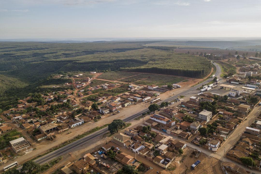 米納斯吉拉斯州坎塞拉山谷(Vale das Cancelas)的格雷澤羅人社群。