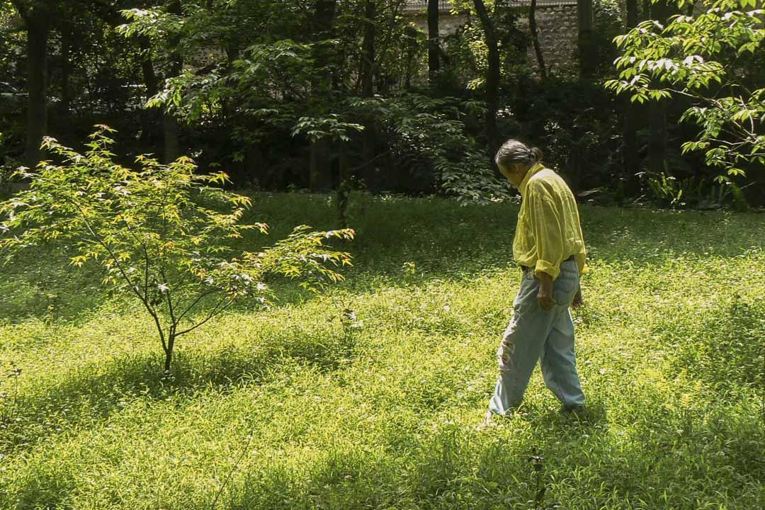 詩人管管日前辭世,享年92歲。 圖片來源:管管 Facebook