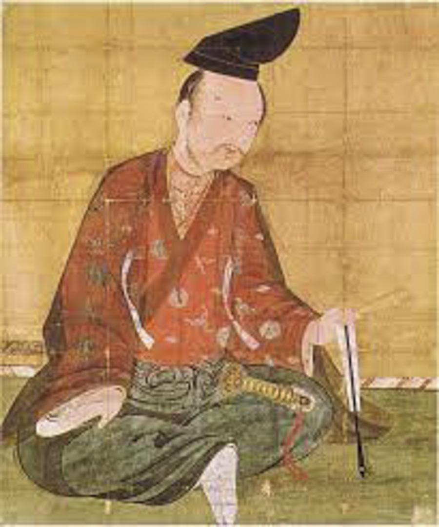 源義經(1159~1189)是平安時代後期的名將。