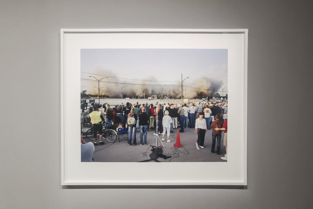 國家攝影文化中心開幕展覽《塵與時:從宇宙到居所》。