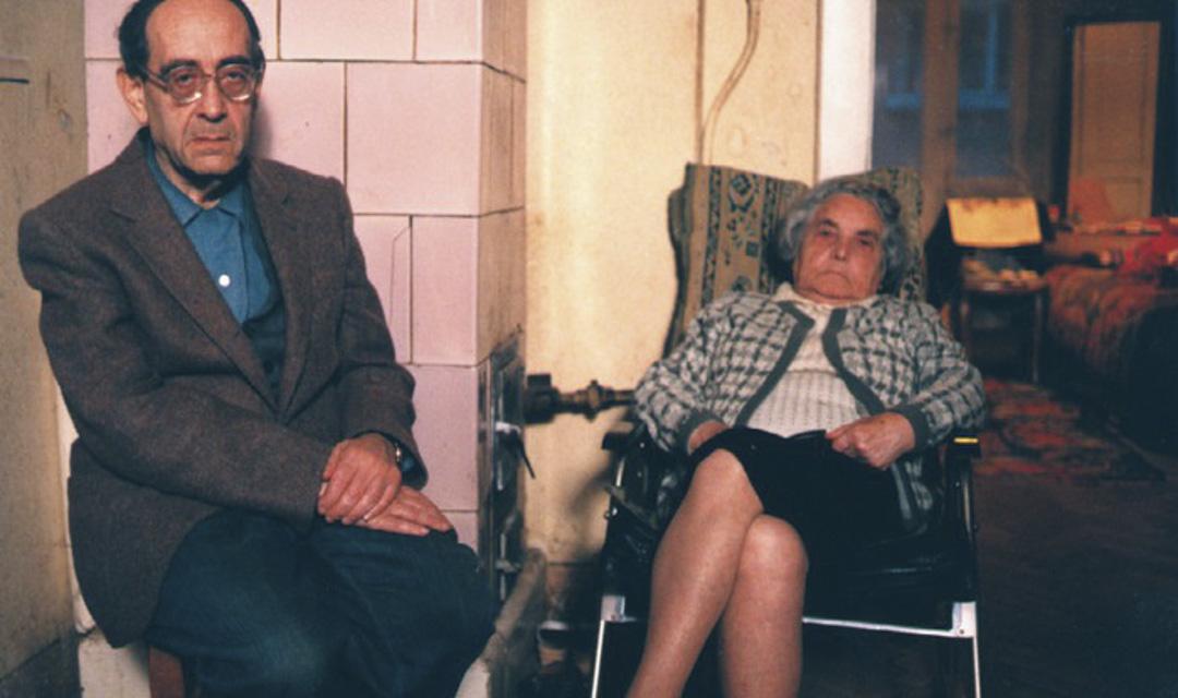 《茲威林先生與祖克曼女士》(1999)劇照。
