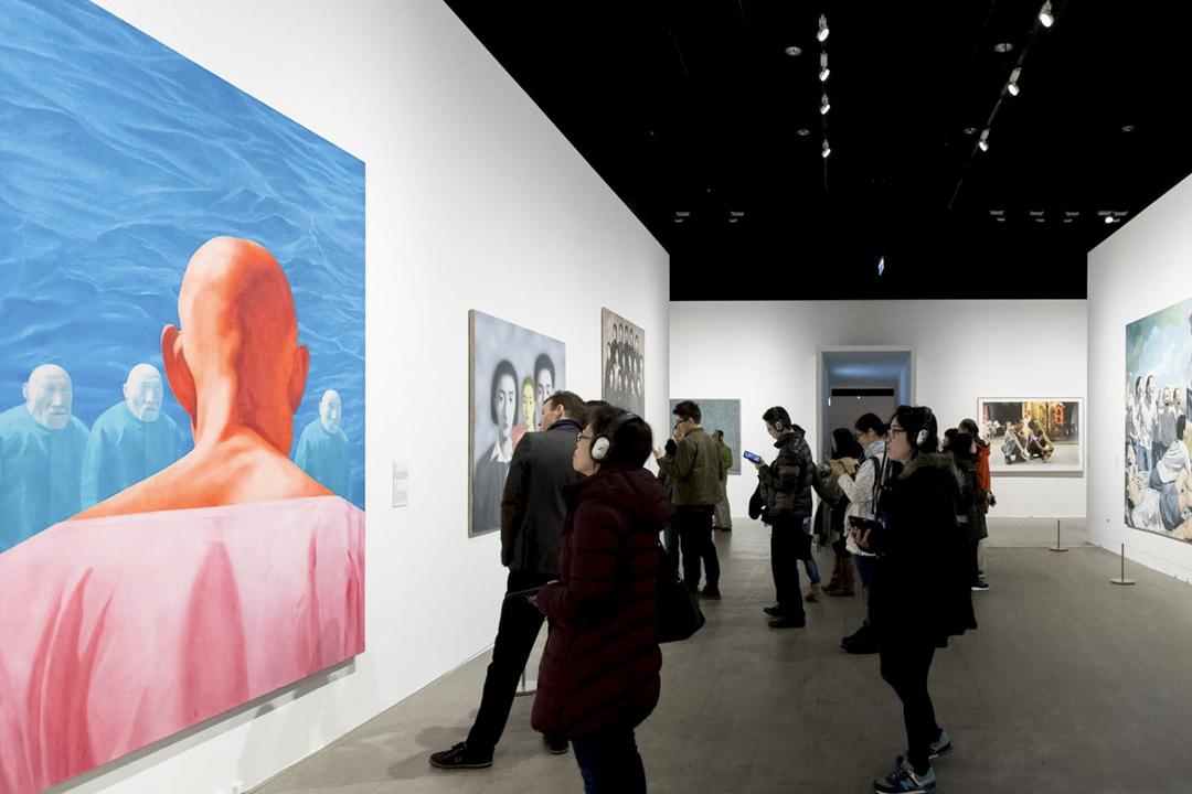 2016年在太古坊舉辦「M+希克藏品:中國當代藝術四十年」,展出艾未未、方力鈞、張曉剛等50個藝術家的80多項作品。
