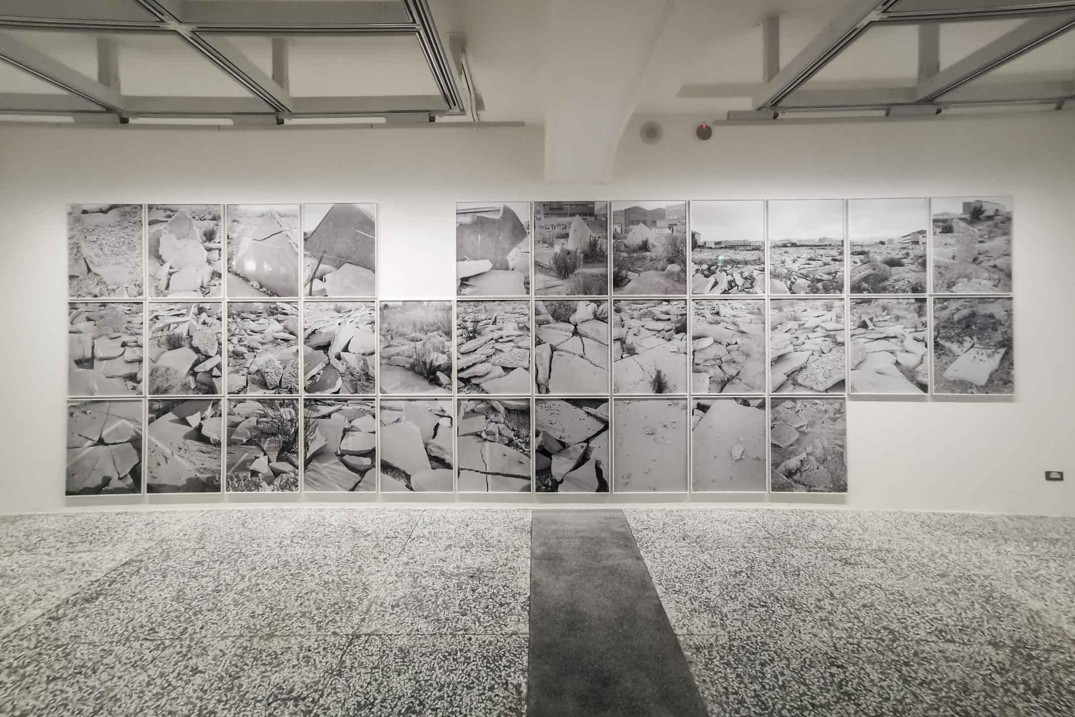 國家攝影文化中心開幕展覽《塵與時:從宇宙到居所》。 攝:汪正翔/端傳媒