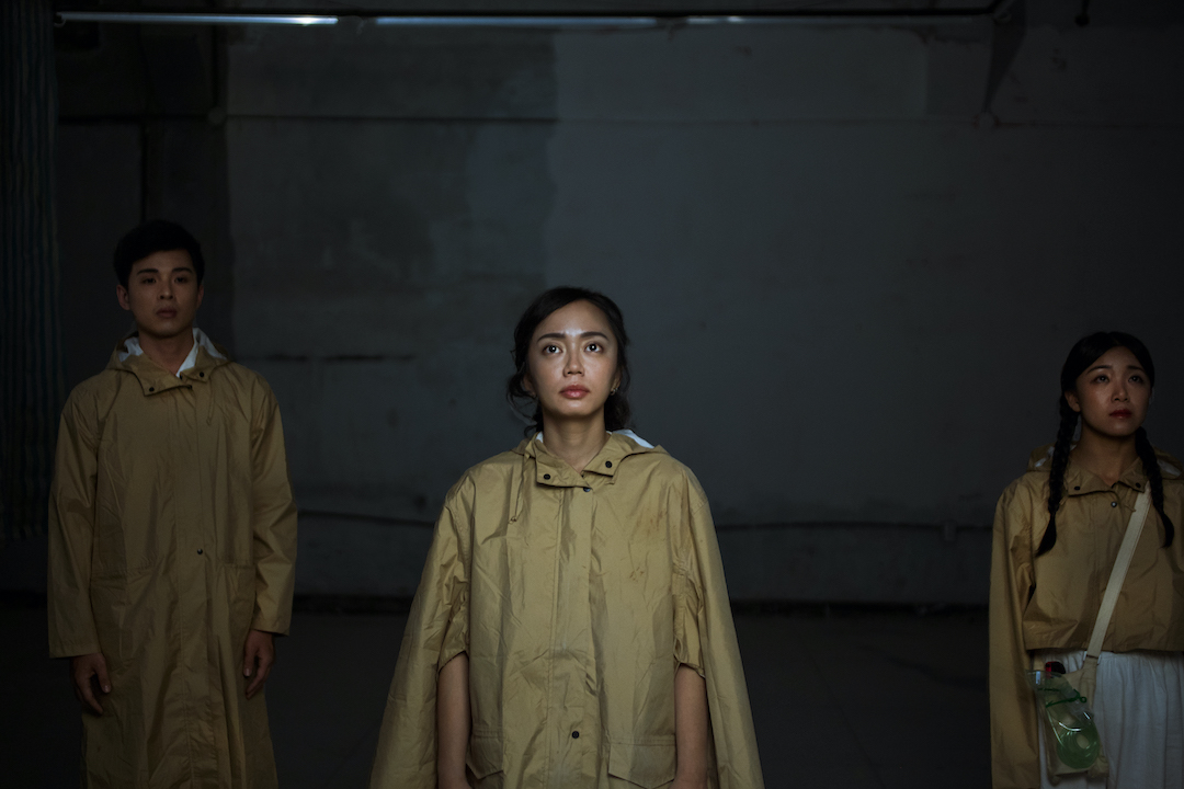 縱然香港版的劇本有些不同,三位主角仍然會於台北的客家文化主題公園演出,帶領觀眾遊走一遍位於台北的「末日」景象。