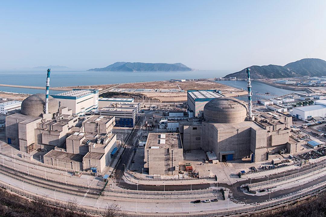 廣東省台山核電廠傳輻射外洩,引起關注。 圖:wikipedia