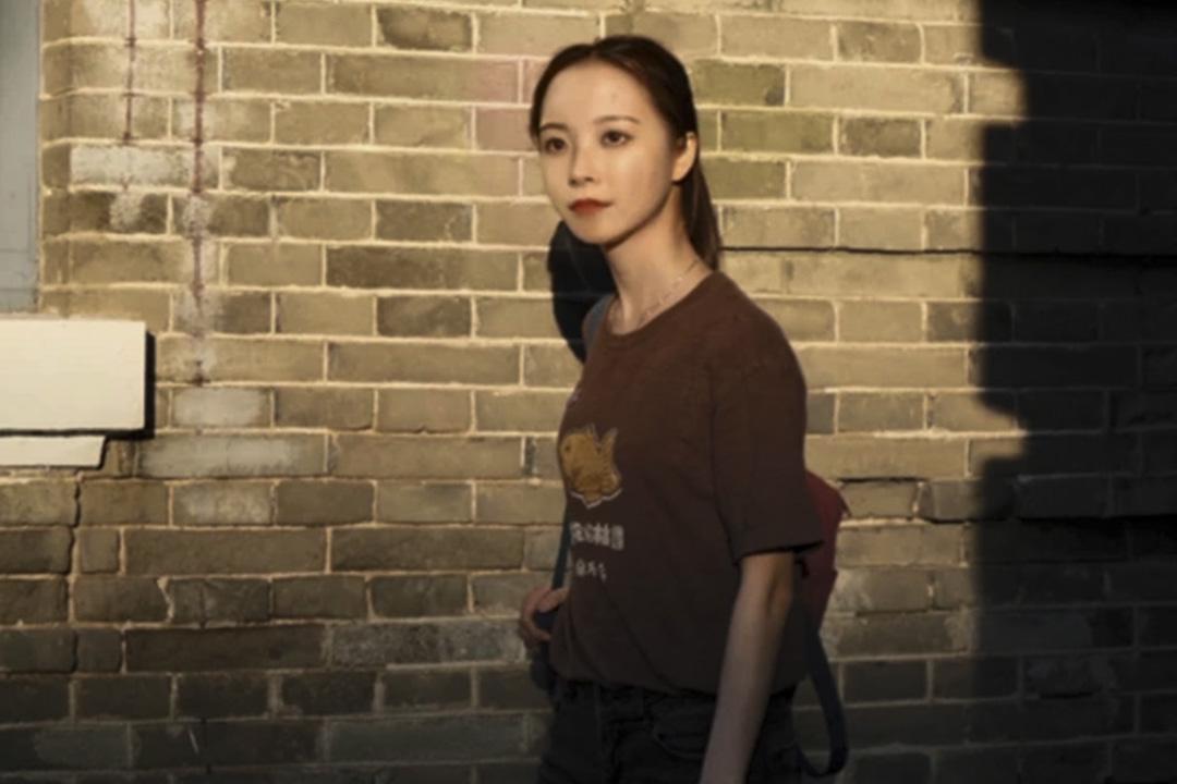 北京清華大學宣布招收中國首個AI學生「華智冰」。 網上圖片