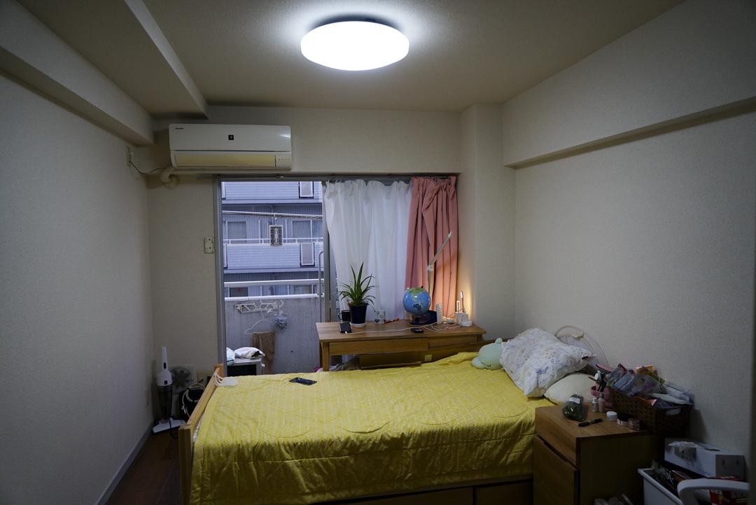 唐正琪的房間。