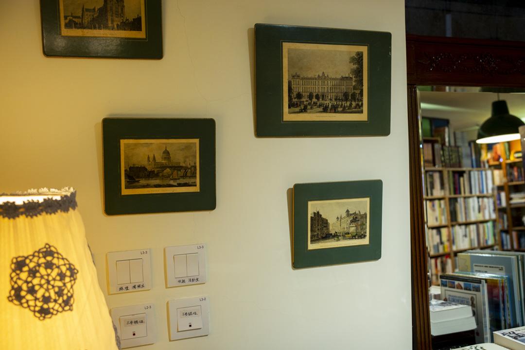 西貢「神話書店」。