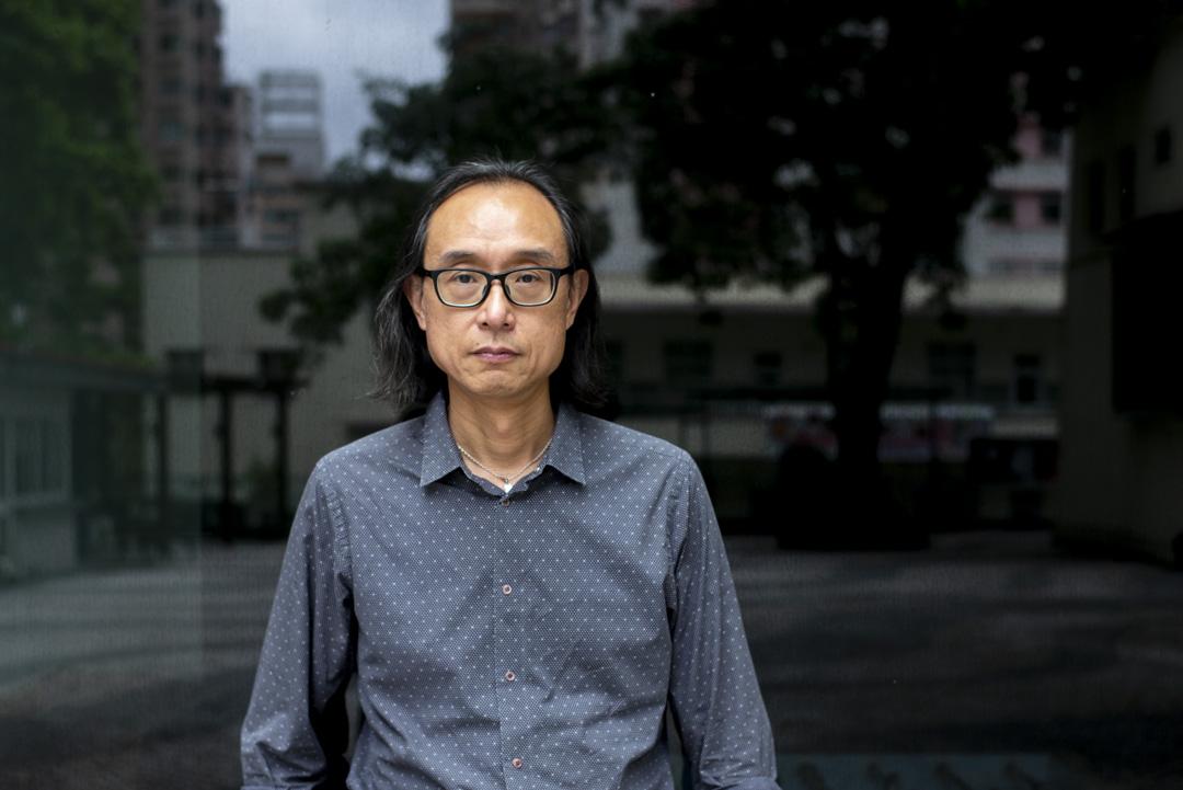 臨床心理學家葉劍青。