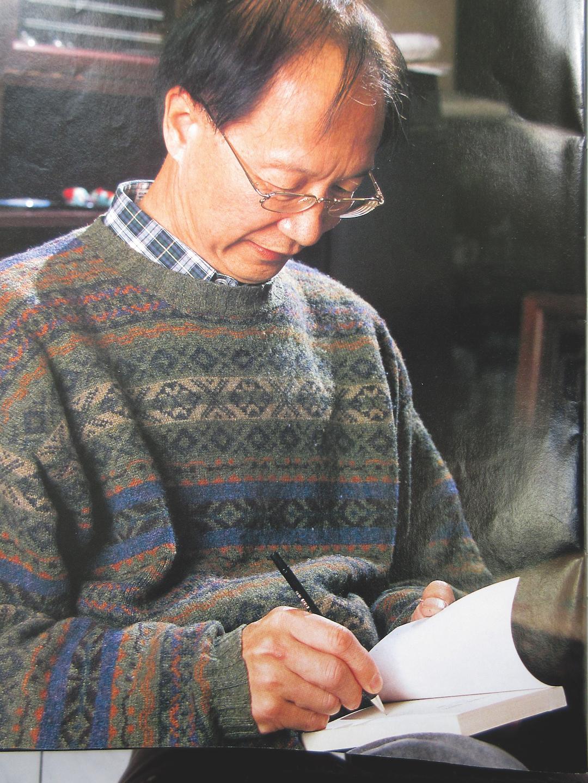 「從心『書』發 」專區,年度主題作家阿濃