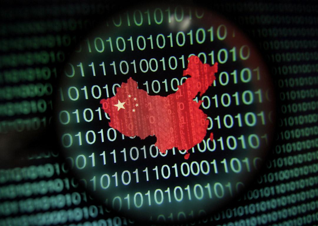 白宮網站發表了美國與其國際盟友的聯合聲明,指中國情報機構利用僱傭黑客,在全球範圍進行未經批准的網絡活動。 攝:Edgar Su /Reuters/達志影像