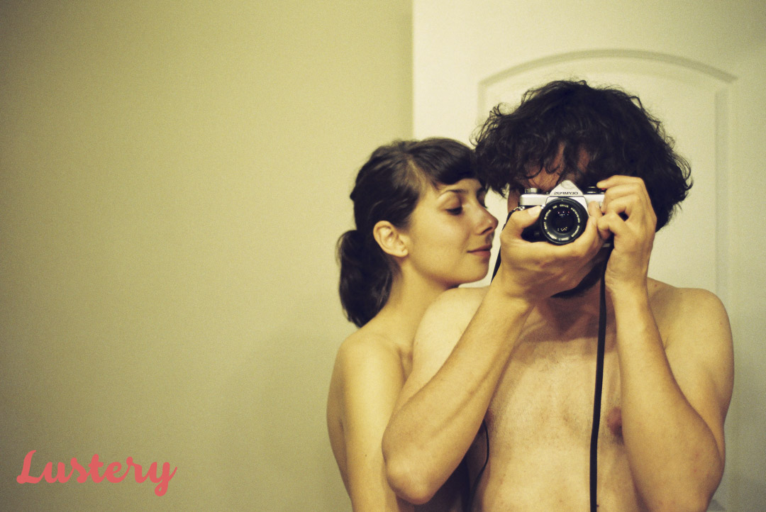 Lustery平台上的影片劇照。