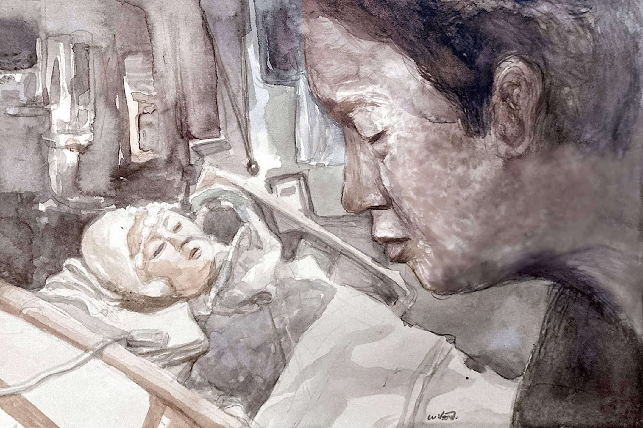 插畫:Wilson Tsang