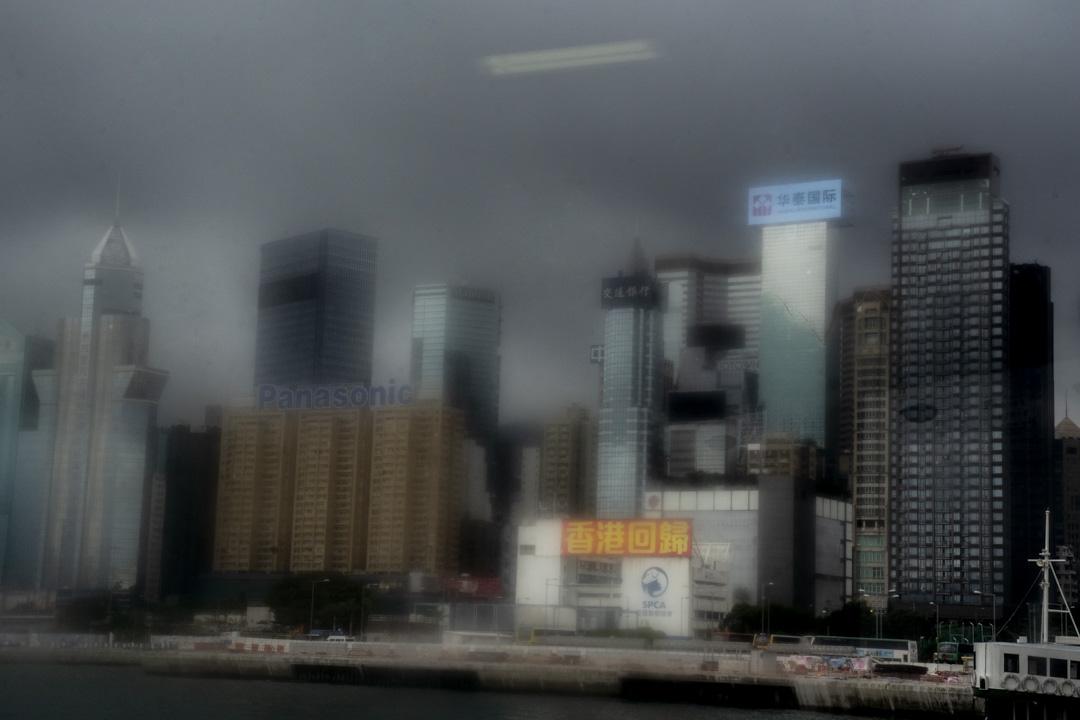 2021年7月1日﹐香港。