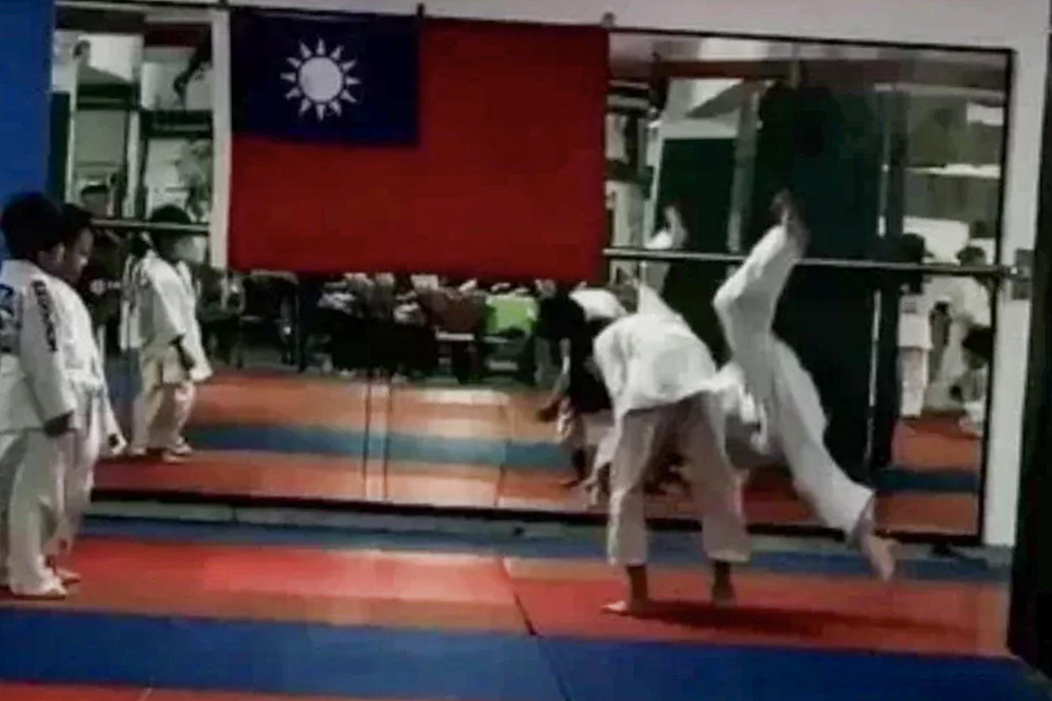 台中市一名7歲男童在上柔道課時,遭重摔後導致腦死。 圖:網上圖片