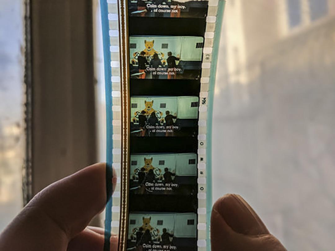 加拿大籍阿富汗裔導演 Ariel Nasr 所製作的紀錄片《The Forbidden Reel》(2019)  。