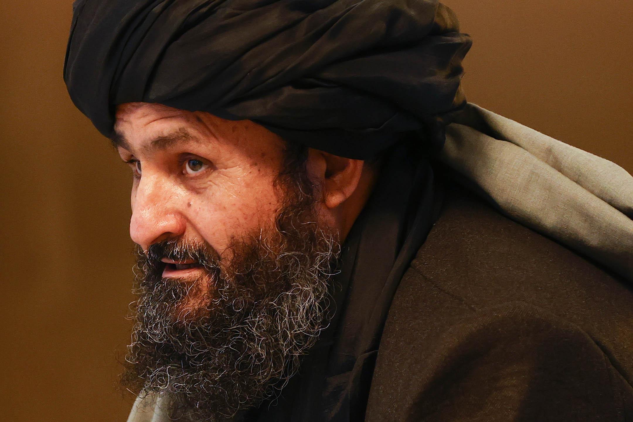 巴拉達爾如今是駐卡塔爾的塔利班政治代表。